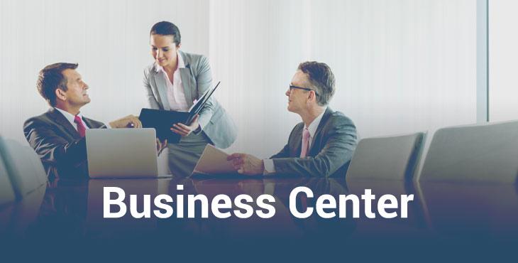 Business Center - ideasta yrittäjäksi